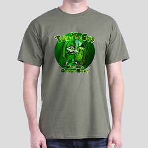 St Patrick's Day green beer gifts and t-shirts Dar