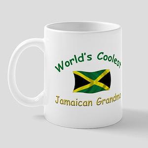 Coolest Jamaican Grandma Mug