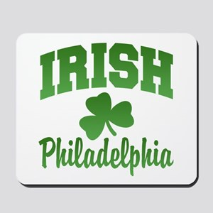 San Diego Irish Mousepad