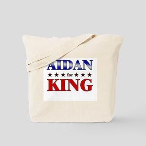 AIDAN for king Tote Bag