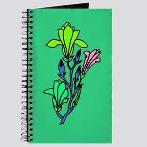 Bright Flowers 3 Journal