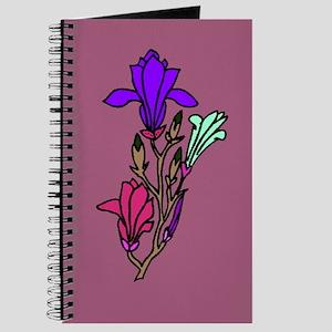 Bright Flowers 2 Journal