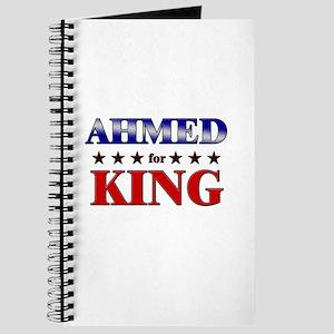 AHMED for king Journal