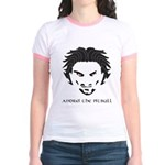 Andrei The Pitbull Jr. Ringer T-Shirt
