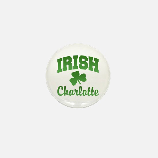 Charlotte Irish Mini Button