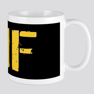 U.S. Military: OIF (Operation Ir 11 oz Ceramic Mug