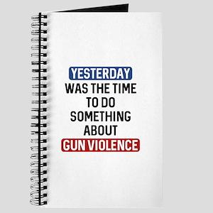 End Gun Violence Now Journal