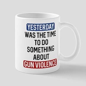 End Gun Violence Now Mug