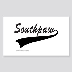 SOUTHPAW Rectangle Sticker