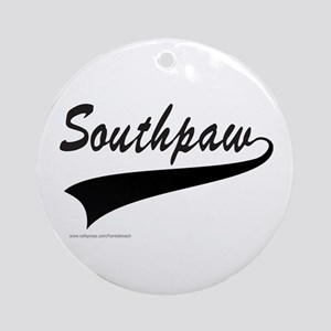 SOUTHPAW Ornament (Round)