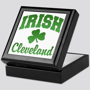 Cleveland Irish Keepsake Box