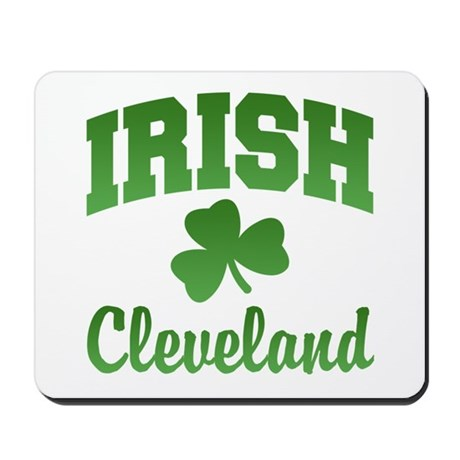 Cleveland Irish Mousepad