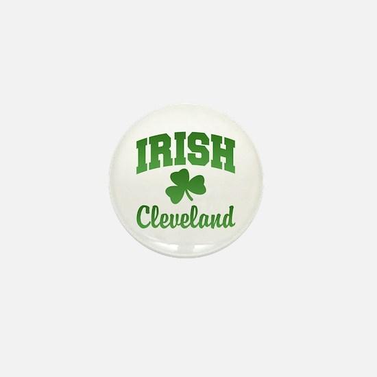 Cleveland Irish Mini Button