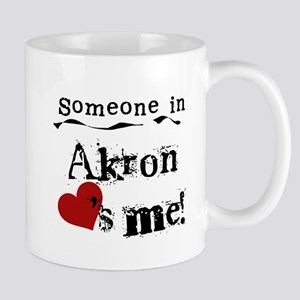 Akron Loves Me Mug