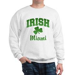 Miami Irish Sweatshirt