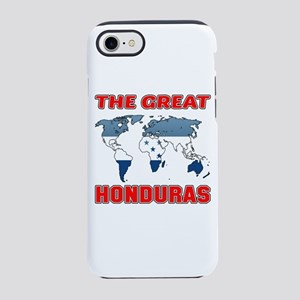 The Great Honduras Designs iPhone 8/7 Tough Case