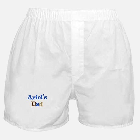Ariel's Dad Boxer Shorts