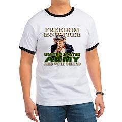U.S. Army Freedom Isn't Free T