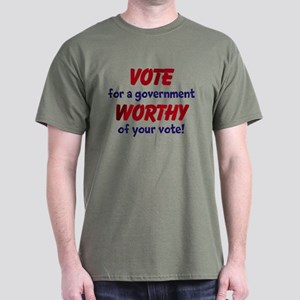Worthy Government T-Shirt