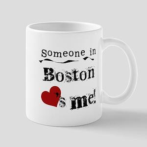 Boston Loves Me Mug