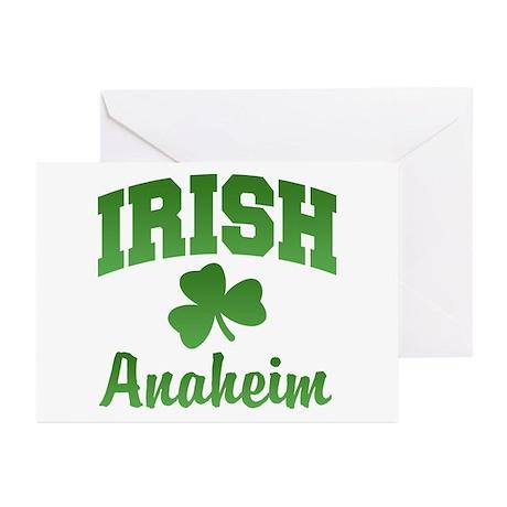 Anaheim Irish Greeting Cards (Pk of 10)