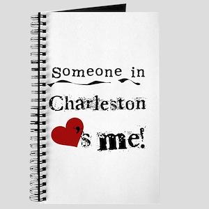 Charleston Loves Me Journal