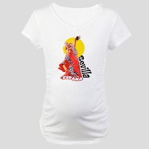 Flamenco Maternity T-Shirt