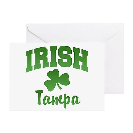 Tampa Irish Greeting Cards (Pk of 10)