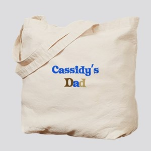 Cassidy's Dad Tote Bag