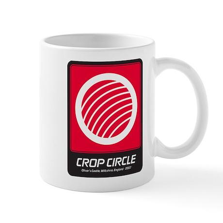 Oliver's Castle Crop Circle Mug