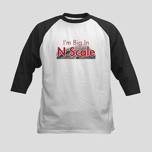 N Scale Kids Baseball Jersey