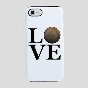 LOVE Mars iPhone 8/7 Tough Case