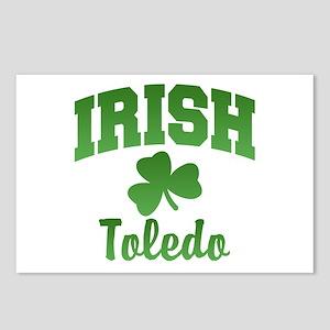 Toledo Irish Postcards (Package of 8)
