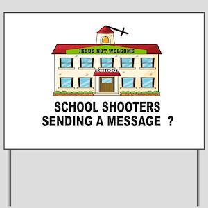 SCHOOL CHOICE Yard Sign