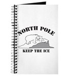 Earth Day : Save the North Pole Journal