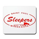 Sleepers Mousepad