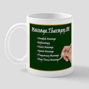Massage Therapy 101 Mug