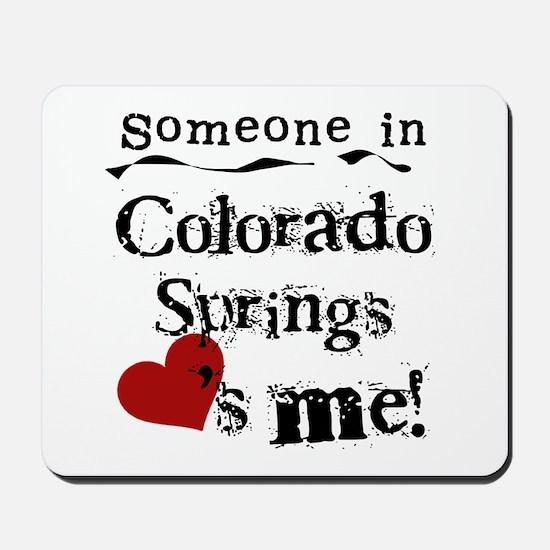 Colorado Springs Mousepad