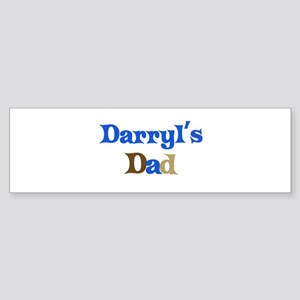 Darryl's Dad Bumper Sticker