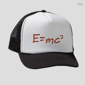 Incandescent Relativity Kids Trucker hat