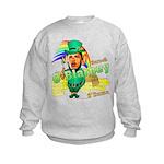 Barack O'Blarney anti-Obama Kids Sweatshirt