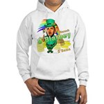 Barack O'Blarney anti-Obama Hooded Sweatshirt