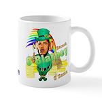 Barack O'Blarney anti-Obama Mug