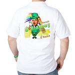 Barack O'Blarney anti-Obama Golf Shirt