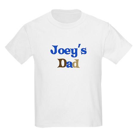 Joey's Dad Kids Light T-Shirt