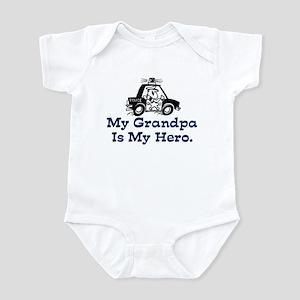 My Grandpa is my Hero (Police) Infant Bodysuit