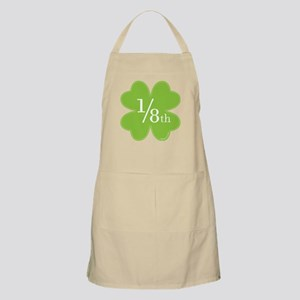 I'm only 1/8th Irish BBQ Apron
