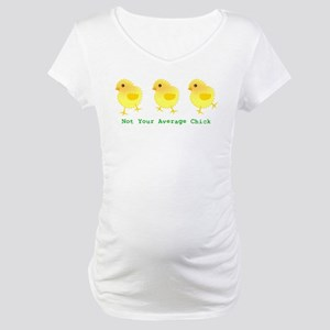 Not Your Average Chick Maternity T-Shirt