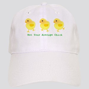Not Your Average Chick Cap
