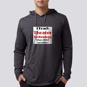 theater technology Mens Hooded Shirt